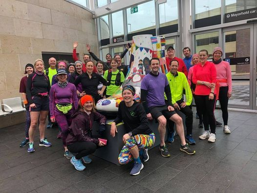 Northampton Shoe Run - Raising funds for Team Daisy, 6 December | Event in Northampton | AllEvents.in