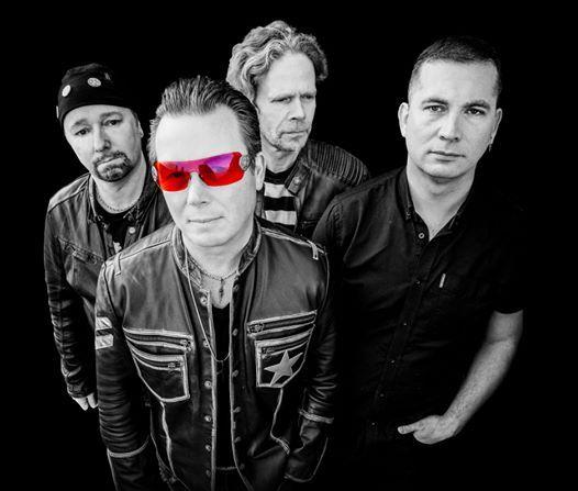 U2 Tribe at Louth Hall