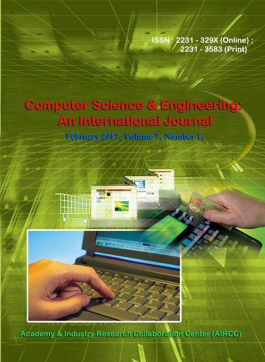 Computer Science & Engineering: An International Journal (CSEIJ), 18 November | Event in Chennai | AllEvents.in