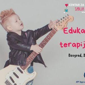 Edukacija iz terapije igrom u Beogradu (2021.-2023.)