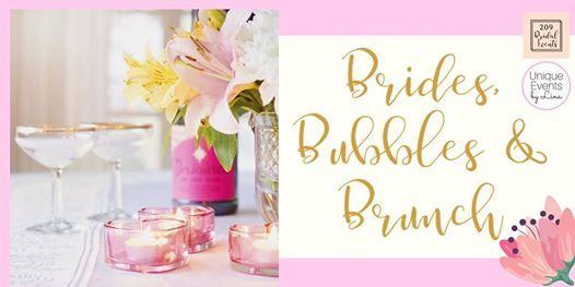 Brides. Bubbles & Brunch