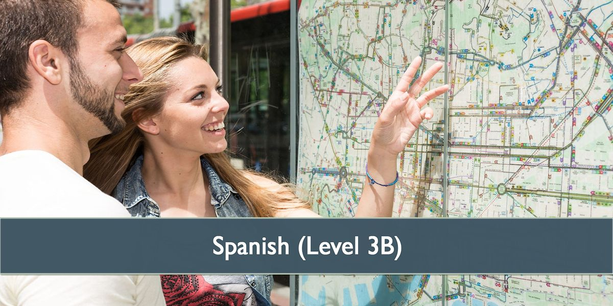 Spanish Level 3(B) - January 2021 | Online Event | AllEvents.in