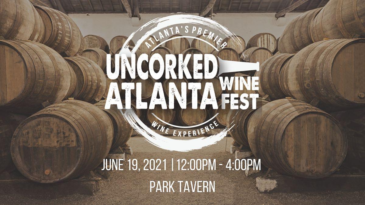 Uncorked Atlanta Wine Festival, 19 June   Event in Atlanta   AllEvents.in