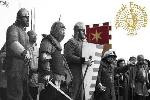 Povratak Frankopana 2020 - Povijesni spektakl na Trsatu, 17 April | Event in Rovinj | AllEvents.in