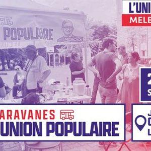 Caravane de lUnion Populaire - Moulins