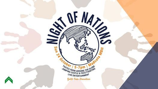 Night of Nations | Event in Maryborough | AllEvents.in