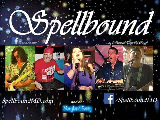 SPELLBOUND Brings The Magic Back to PERRY'S! | Event in Odenton | AllEvents.in