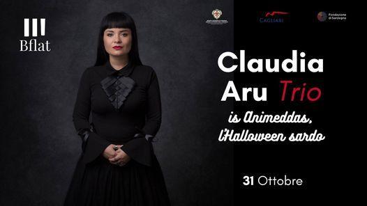 Claudia Aru Trio - Is animeddas, L'Halloween sardo, 31 October | Event in Cagliari | AllEvents.in