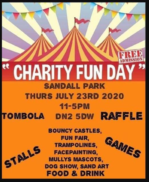 Charity Family Fun Day Sarcoma UK