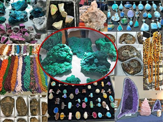 52nd Annual Gem & Mineral Show & Sale