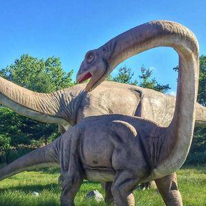 Dinosaurs - Fun Outdoor Family Experience