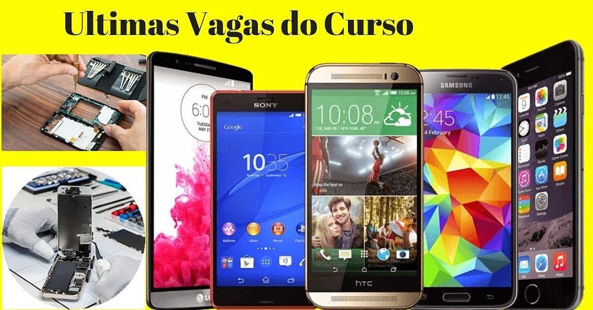 Curso de manuteno de celular em Recife