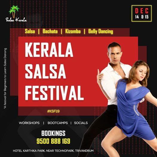 Kerala Salsa Trip ( Chennai )