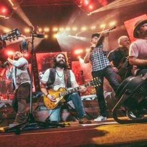 Zac Brown Band The Comeback Tour
