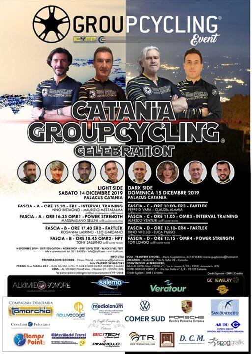 Catania Group Cycling - Celebration