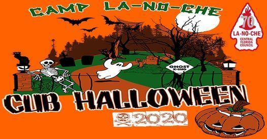 2020 Cub Halloween La No Che Cub Halloween at Camp La No Che | Paisley