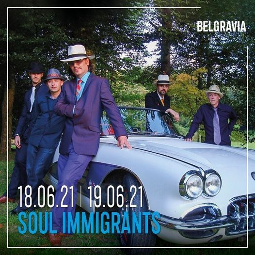 Soul Immigrants, 18 June | Event in London | AllEvents.in