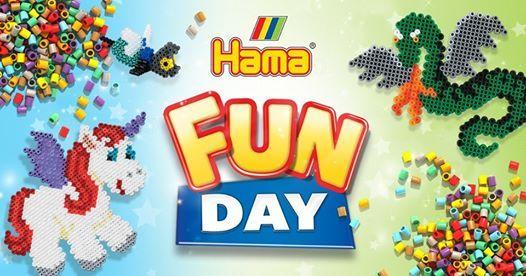Hama Fun Day at Hobbycraft (Southampton)