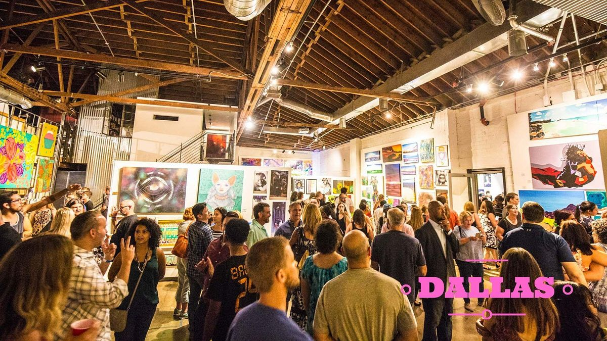 CHOCOLATE AND ART SHOW DALLAS - 10 YEAR ANNIVERSARY, 19 August | Event in Dallas | AllEvents.in