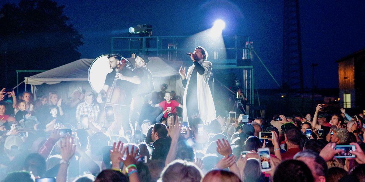 Newsboys Tour 2020.Big Ticket Festival 2020 Newsboys Mandisa Danny Gokey