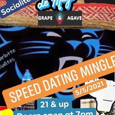 Cinco De Mayo Speed Dating Mingle