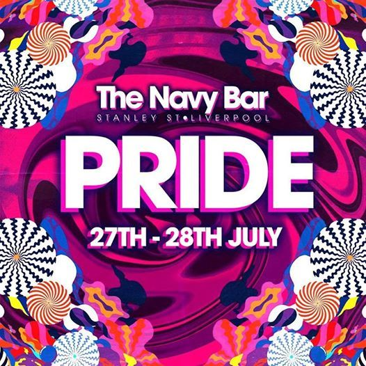 The Navy Bar Pride Weekend 2019