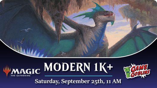 MtG Modern 1K+, 25 September | Event in Little Rock | AllEvents.in