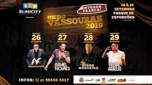 Expo-Vassouras 2019  26  29 Setembro