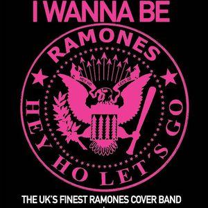 DATE CHANGE - I Wanna Be Ramones  Waco at The Black Heart