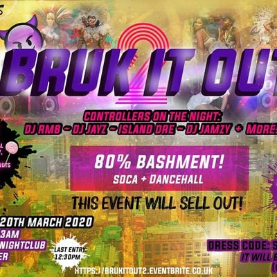 BRUK IT OUT 2