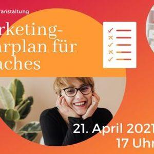Marketing-Fahrplan fr Coaches