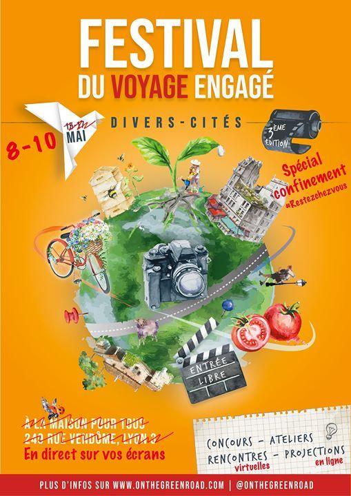 Festival du Voyage Engag - 3e dition
