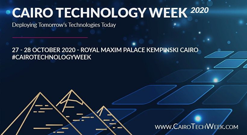 Cairo Technology Week 2020 | Event in Cairo | AllEvents.in