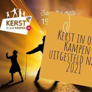 Kerst in oud Kampen 2020