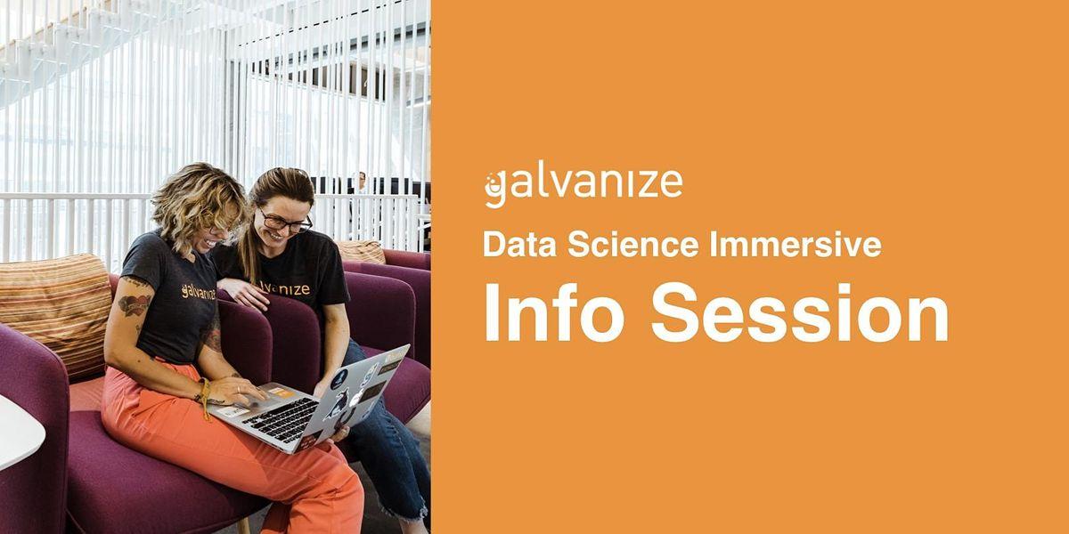 Galvanize Data Science Information Session - Denver (VIRTUAL)