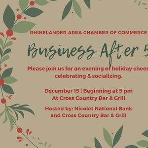 December Business After 5