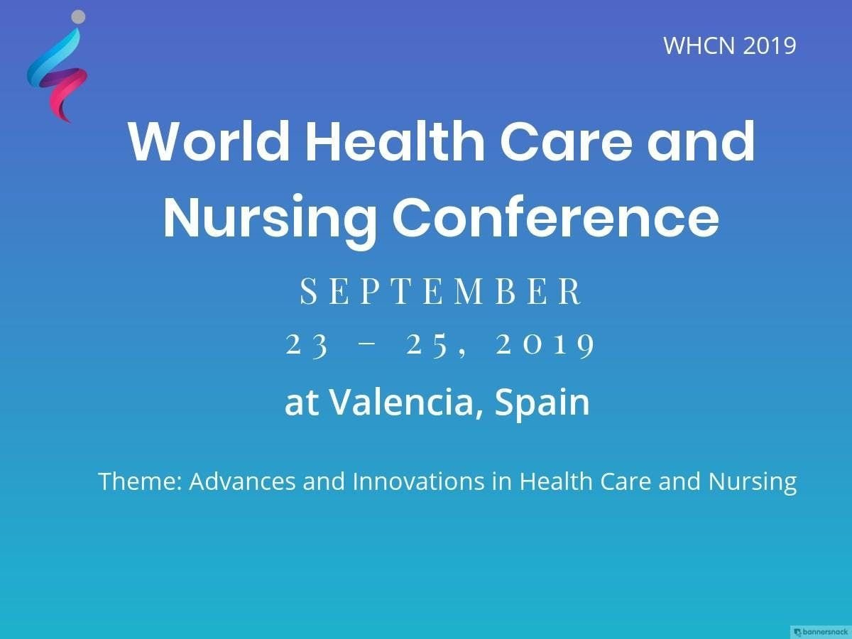 World Health Care and Nursing Conference