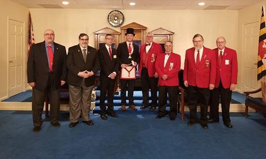 Royal Arch Masonry Open House for Baltimore-area Master