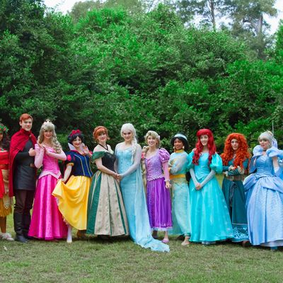 Lincoln Princess Party