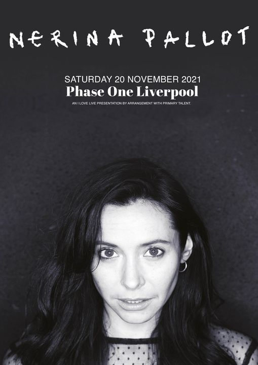 Nerina Pallot - Liverpool - 20.11.21, 20 November | Event in Liverpool | AllEvents.in