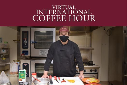Virtual International Coffee Hour   Online Event   AllEvents.in
