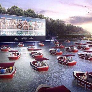 NYC Floating Cinema
