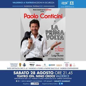 LA PRIMA VOLTA - Paolo Conticini
