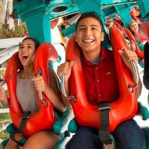 Knotts Berry Farm - Roller Coasters and Family Fun