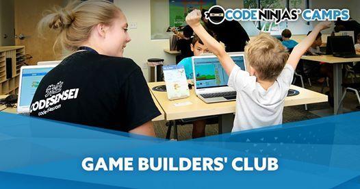 Game Builders Club Summer Camp at Code Ninjas, Sandy