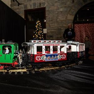 All Aboard for the Holidays
