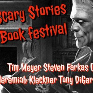 Scary Stories Book Festival