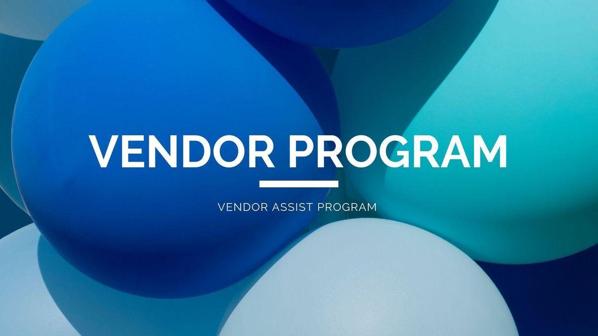 Calling All Vendors - VENDORS APPLY NOW
