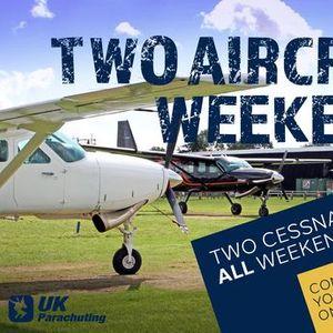 Sibson 2 Aircraft Weekend