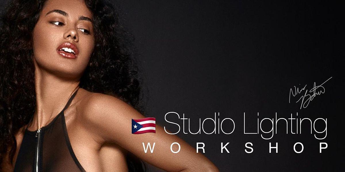 Exclusive Studio Lighting Workshop, San Juan PR, 6 November | Event in San Juan | AllEvents.in